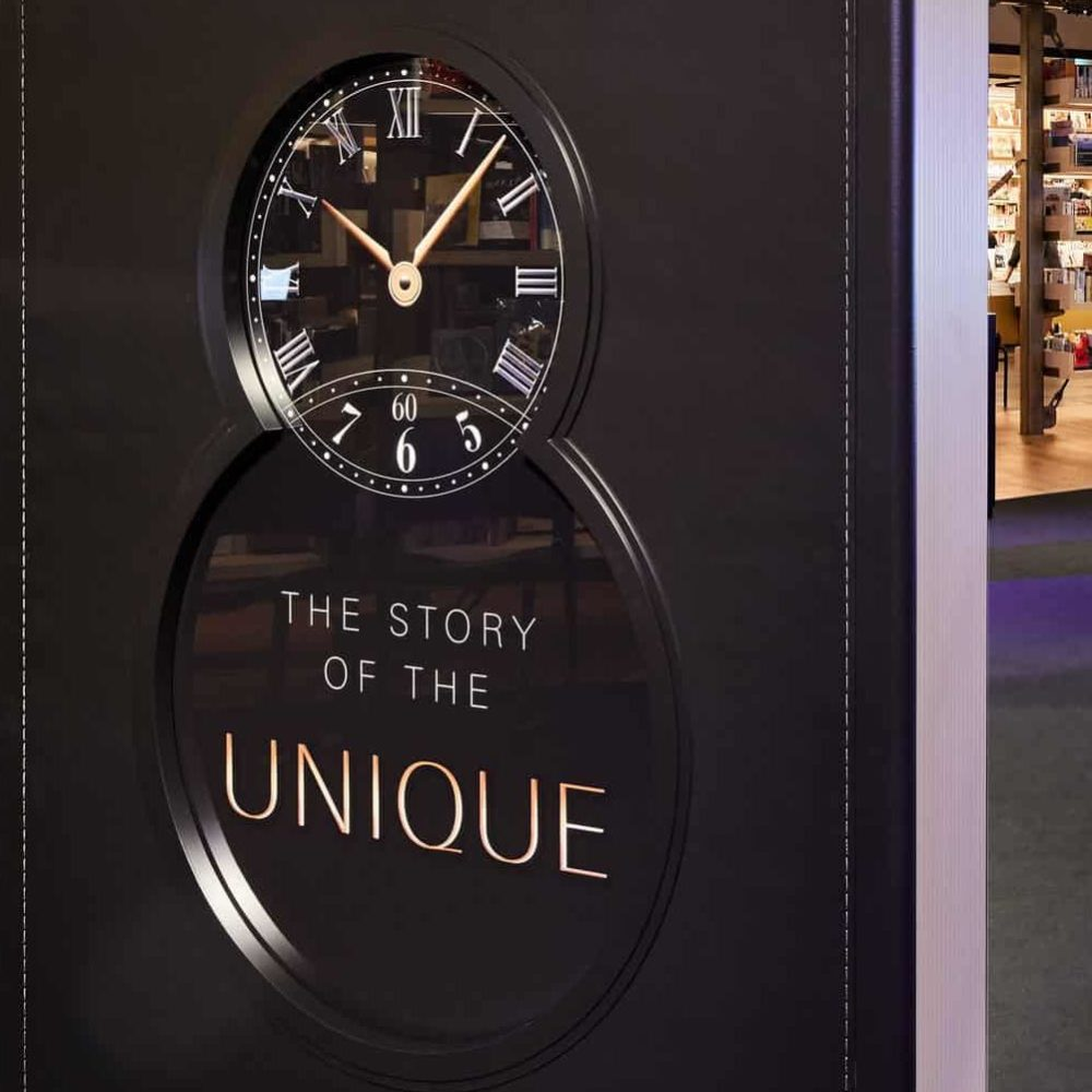 EXHIBITION BOOTH – JAQUET DROZ